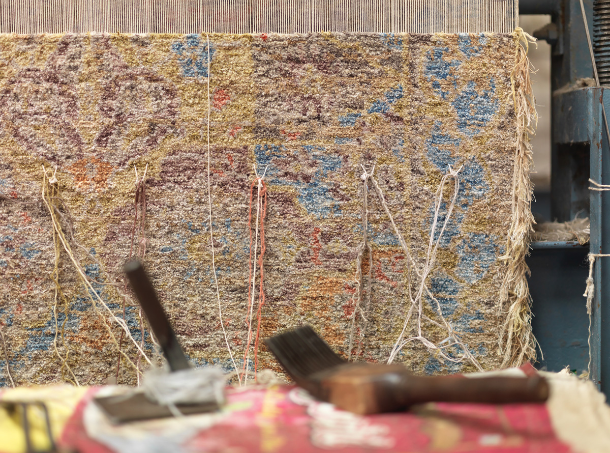 Ketenci Rugs Production 12