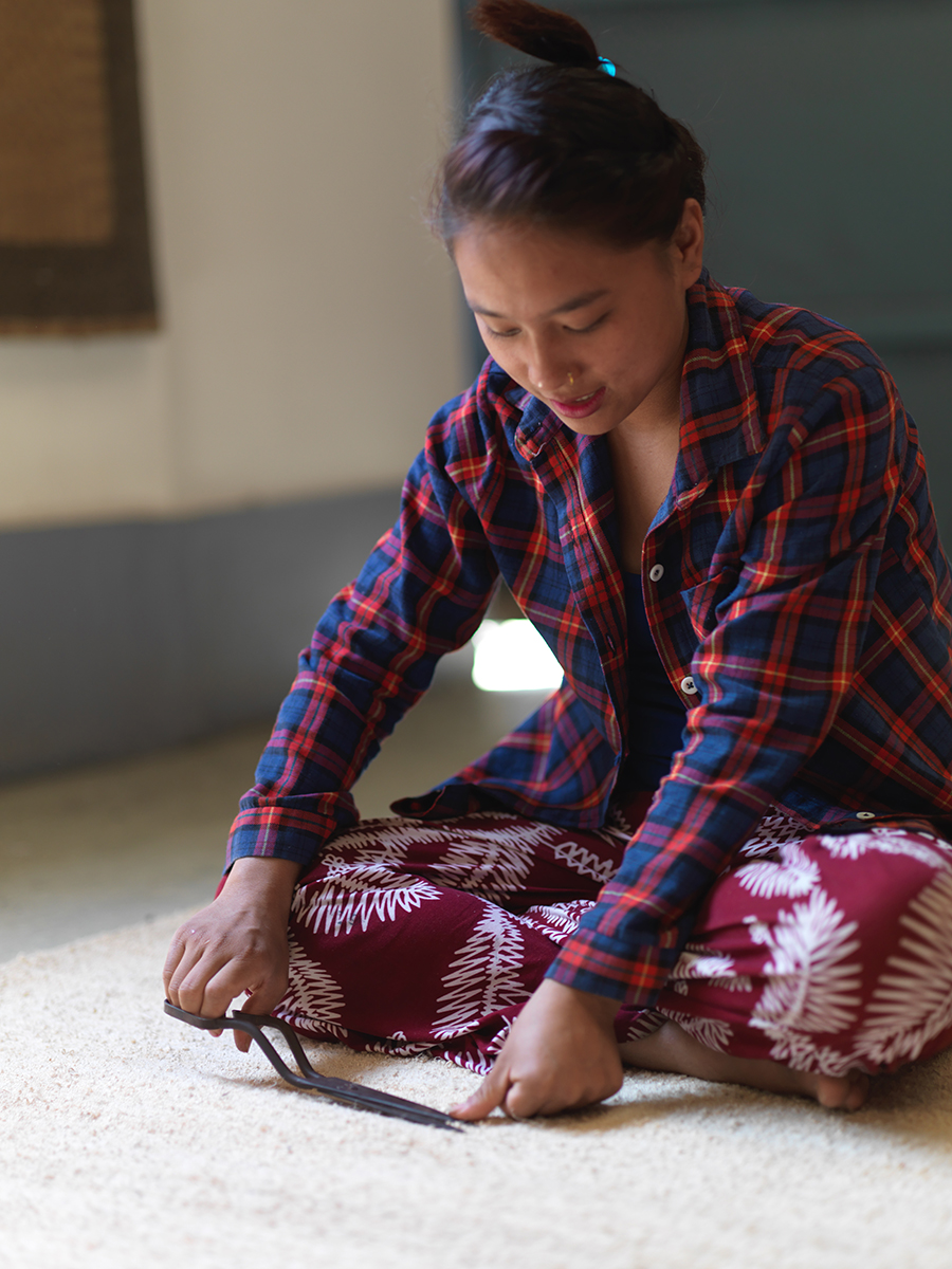 Ketenci Rugs Production 14